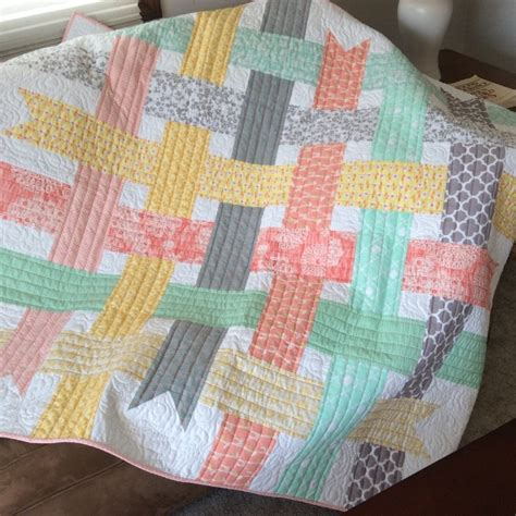 quilt pattern ribbon the ribbon box quilt quiltsby me