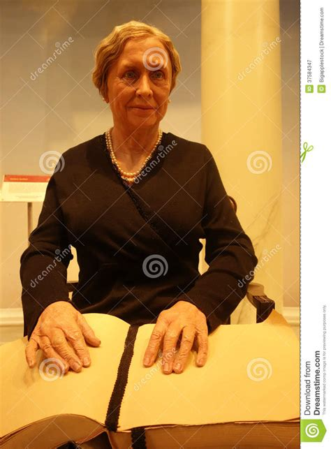 Helen Keller Wax Figure Editorial Photography Image Of Helen Keller Coloring Page For