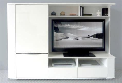 Salle De Bain Moderne Avec Baignoire Dangle  #15: Meuble-tv-living-laque-blanc-cyrus-3525.jpg
