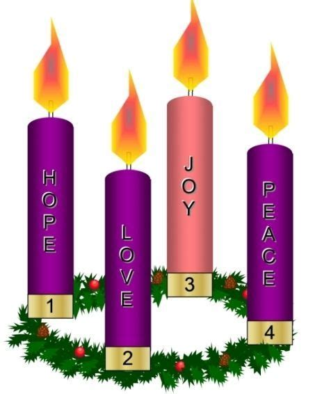 the 25 best advent candle colors ideas on