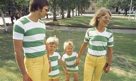 Matching Clothes The Of All Matchy Families Fashion The Guardian