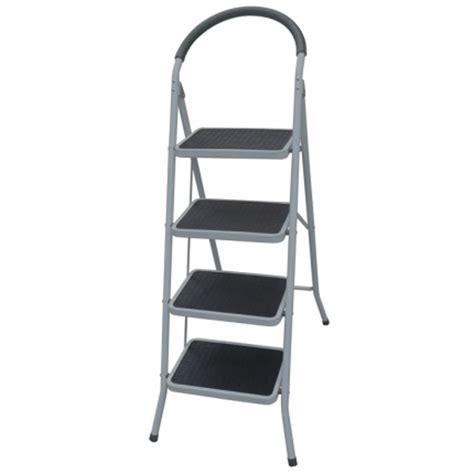 scala sgabello scala domestica sgabello 4 gradini acciaio scalini