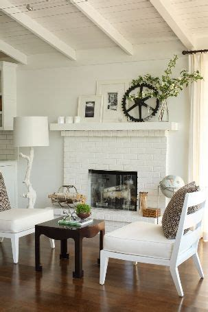 gas kamin surround 17 best ideas about white brick fireplaces on