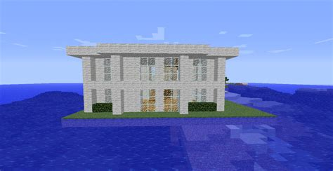 fancy minecraft houses fancy modern house minecraft project