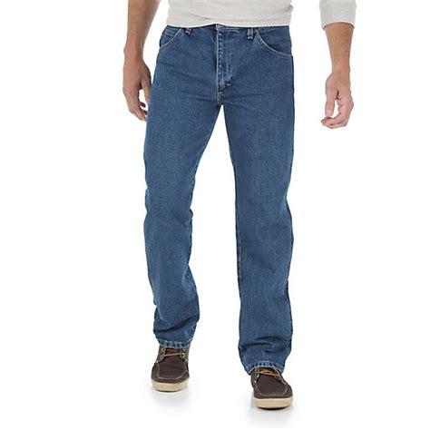 Regular Fit wrangler 174 five premium denim regular fit jean mens