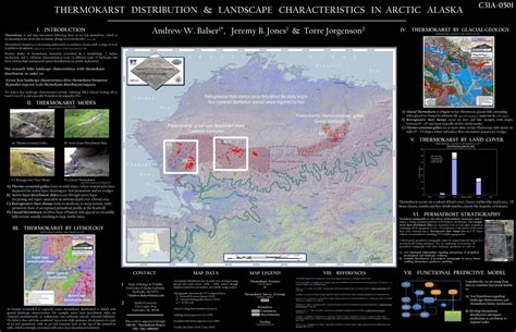 schuur et al 2008 thermokarst associations with landscape characteristics in