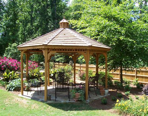 gazebo roof treated pine single roof octagon gazebos gazebos by