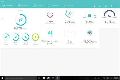 How Does Fitbit Calculate Floors by Fitbit For Windows 10