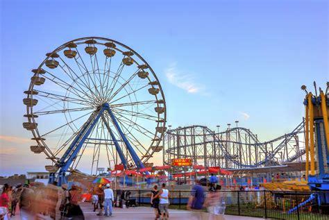 daytona beach boardwalk and pier Boardwalk Amusement Area and Pier (Daytona Beach, Floryda)   opinie