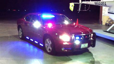 Whelen Visor Lights 2010 Dodge Charger Police Car For Sale Youtube