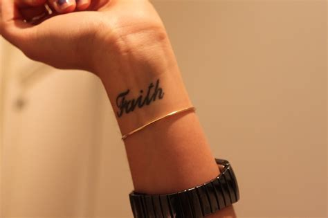 small faith wrist tattoos tattoos on wrist for great tattoos