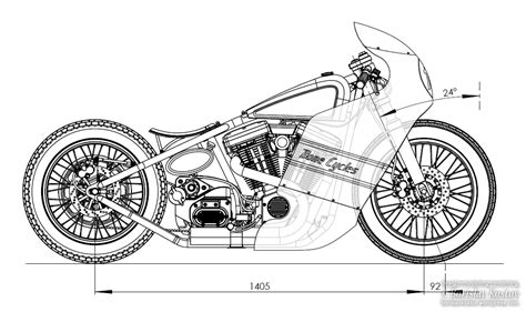 cool cad drawings cad bike speedster 09 drawing borislav kostov