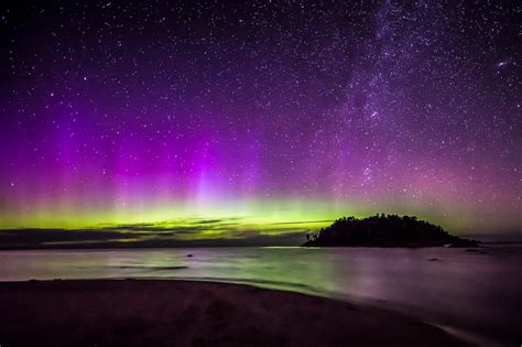 northern lights vacations michigan where to catch the northern lights with travel