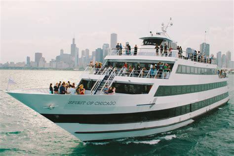 boat cruise chicago navy pier brunch cruises on lake michigan from navy pier spirit