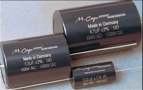 mundorf capacitors customized crossover network 171 audio creations no just