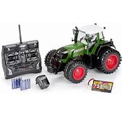 Carson Fendt 930 Dual Tires Tractor Functional Model Car 1
