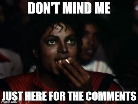 Comment Meme - a guide to social media ing for voice teachers because i