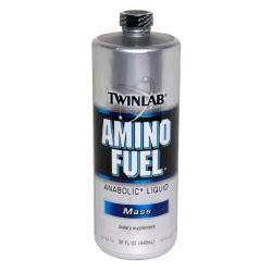 Amino Fuel For Methadone Detox by Twinlab Amino Fuel Lean Liquid 32oz