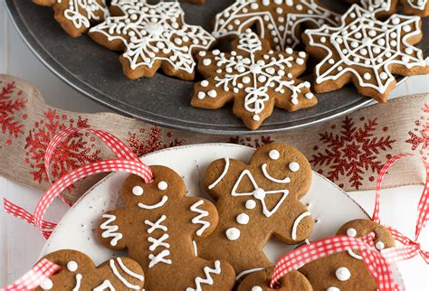 gingerbread cookies for
