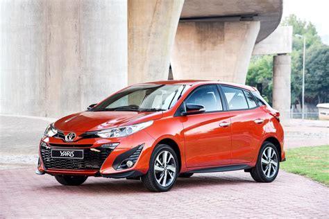 New Yaris toyota yaris 2018 launch review cars co za