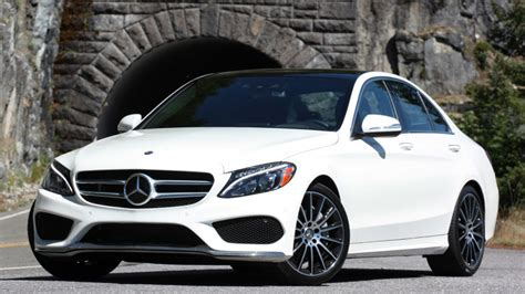 mercedes c class named 2015 world car of the year