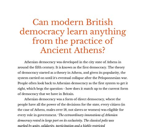 athenian democracy essay antitesisadalah x fc2 com