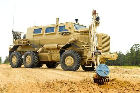 Hummer Husky Army file a u s army buffalo explosive device detection