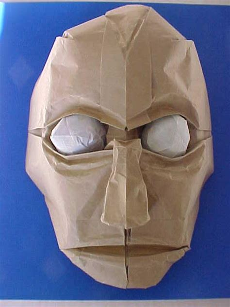 Most Difficult Origami - diagrami mask