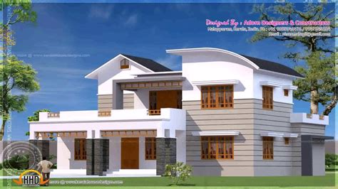 Kerala Home Design Below 2000 Sq Ft | house plans kerala style below 2000 sq ft youtube