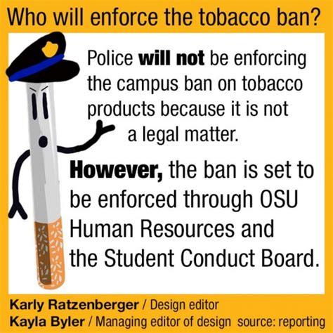 peer pressure    smoking ban enforcement