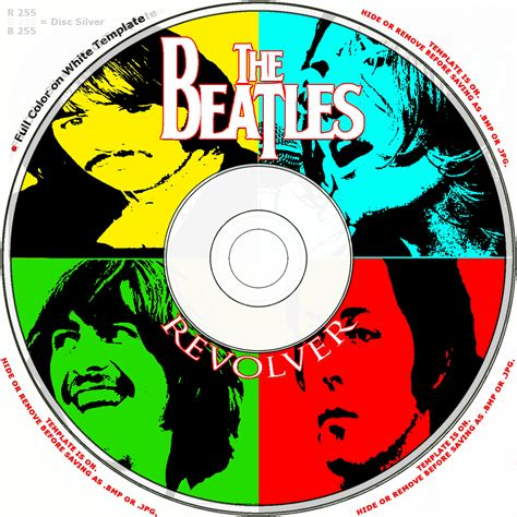 The Beatles Cd graphics 1 beatles cd cover