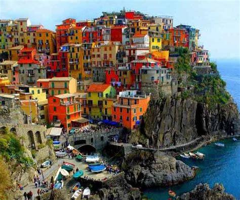 colorful houses parulsart colorful house