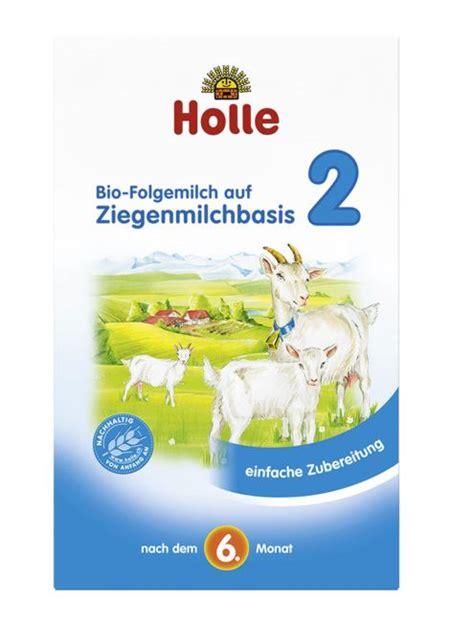 folgemilch 2 ab wann holle bio folgemilch auf ziegenmilchbasis 2 ab dem 6