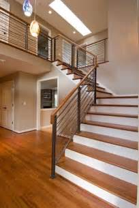 Design Ideas For Indoor Stair Railing Stairs And Railings Contemporary