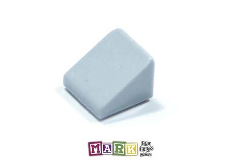 Lego Part 54200 4565363 Medium Blue Roof Tile 1x1x23 Abs lego 54200 1x1x2 3 roof tile 4521921 mad about bricks