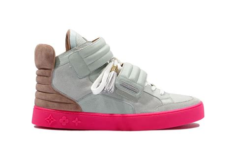 Wes Louisviton the complete kanye west x louis vuitton sneaker collection is on ebay footwear news