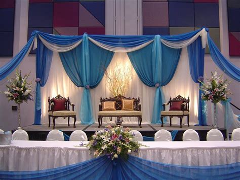 Engagement Decorations At Home by Decoration For Wedding Ceremony Designers Tips And Photo