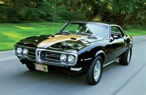 1968 Pontiac Firebird 1968 Pontiac Firebird The Blackbird Flies Again