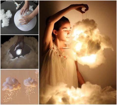 diy beautiful wonderful diy beautiful cloud lights decoration