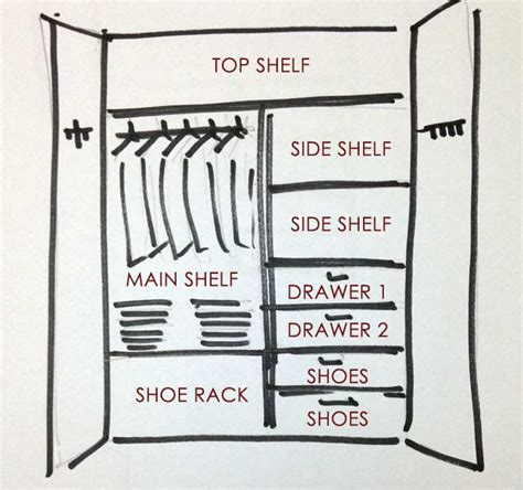 How To Organize Top Shelf Of Closet by How To Organize Your Closet Tip To Organize Your Closet