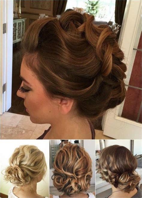 loose updo hairstyles for medium length hair 60 trendiest updos for medium length hair medium lengths