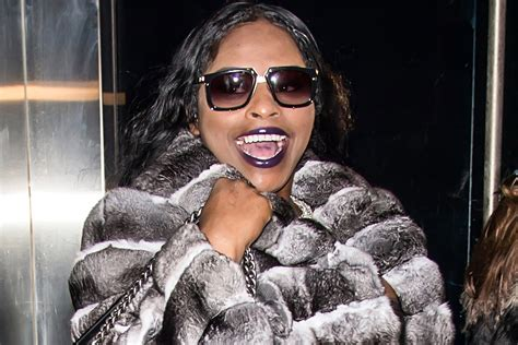 Foxy Brown On The by Foxy Brown S Suitcase Stolen At Airport Page Six