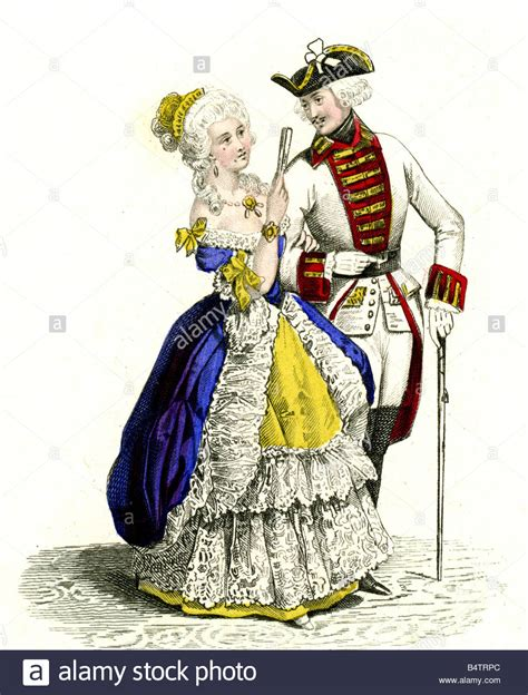 18th century soldier hair queue fashion 18th century france ladies fashion lady and