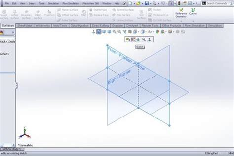 solidworks tutorial plane how to model earphone in solidworks grabcad