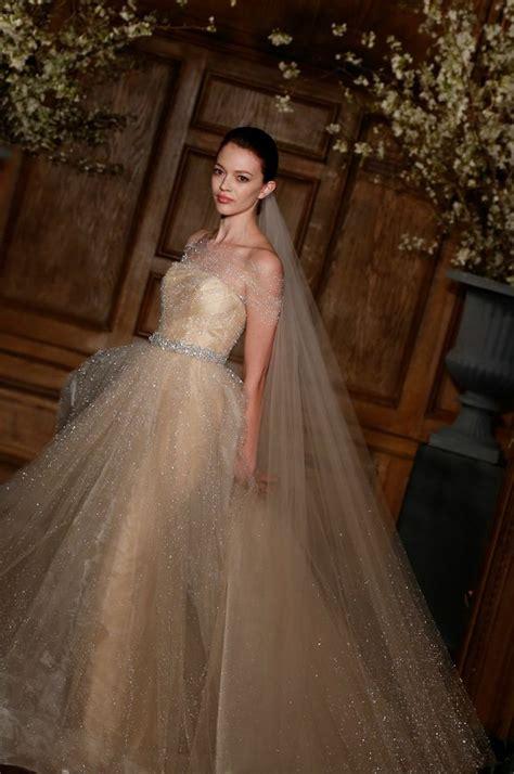 wedding dress veil golden wedding dress with veil