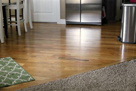 diy select surfaces laminate flooring  big reveal
