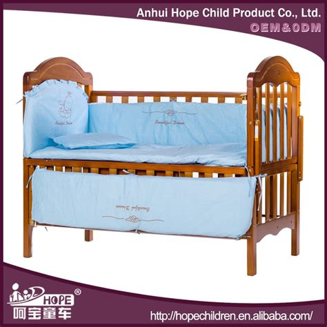 Crib And Carriage by High Quality Ergonomic Design Wooden Baby Carriage Crib
