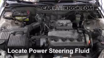 fix power steering leaks honda civic 1996 2000 2000