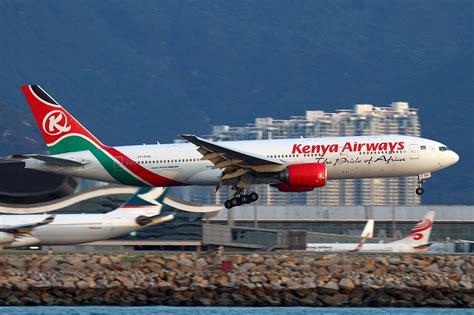 list  kenya airways destinations wikipedia