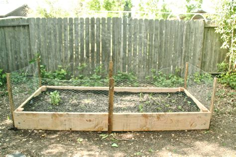 How To Build A Raised Planter Box by How To Build A Wooden Raised Bed Planter Box Dear